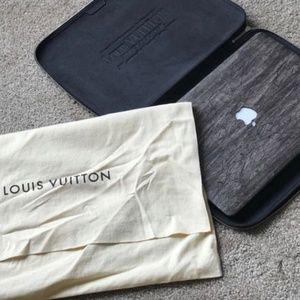 Louis Vutton 15 inch Laptop  Carrying Case